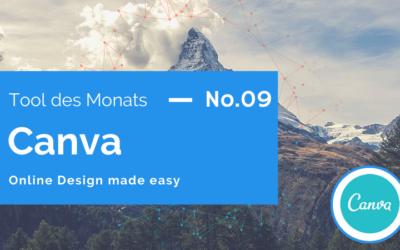 Tool des Monats 09: Canva
