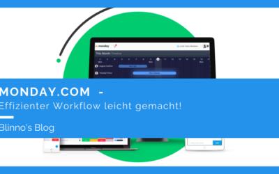 Monday.com – Effizienter Workflow leicht gemacht!