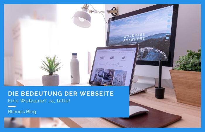 Die Bedeutung der Webseite