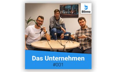 Blinno Talk #001 – Das Unternehmen