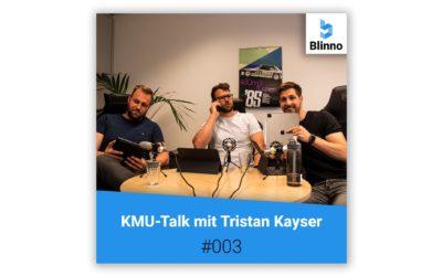 Blinno Talk #003 | KMU-Talk mit Tristan Kayser (ISAG)